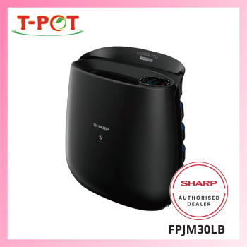 SHARP 23m² Air Purifier with Mosquito Catcher FPJM30LB
