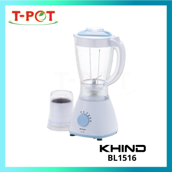 KHIND 1.5L Blender with Dry Mill BL1516