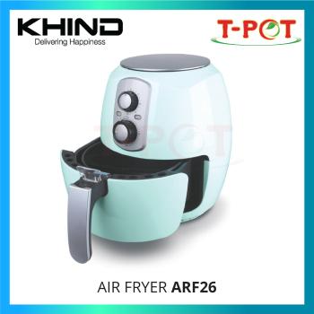 KHIND 2.6L Air Fryer ARF26