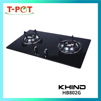 KHIND Built-in Gas Stove HB802G