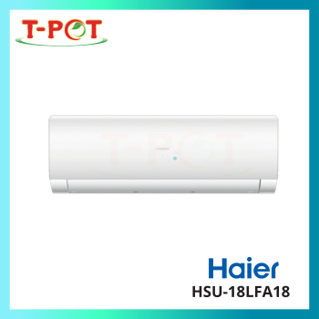 HAIER 2.0HP Turbo Cool Air Conditioner HSU-18LFA18