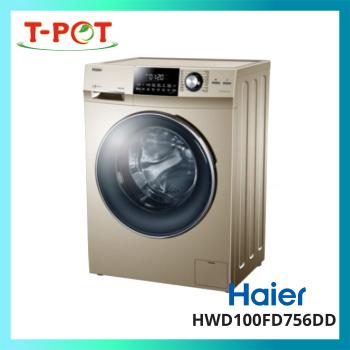 HAIER 10kg Front Load Washer & Dryer HWD100-FD756DD