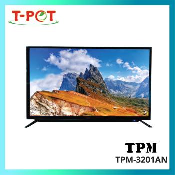 "TPM 32"" LED Full HD Analog TV"