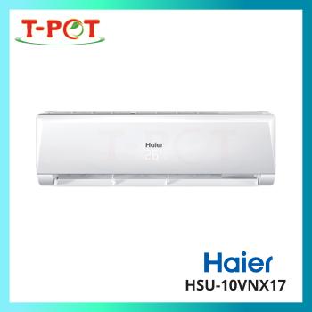 HAIER 1.0HP Inverter Air Conditioner HSU-10VNX17