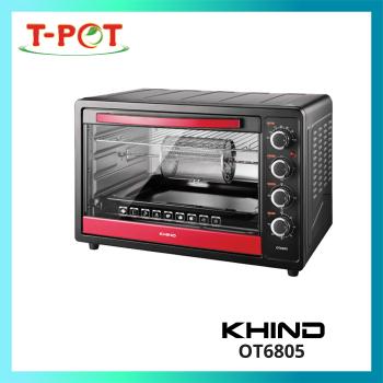 KHIND 68L Electric Oven OT6805