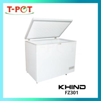 KHIND 320L Chest Freezer FZ301