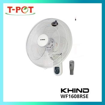 "KHIND 16"" Wall Fan With Remote Control WF1608RSE"