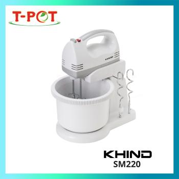 KHIND 2L Stand Mixer SM220