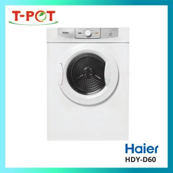 HAIER 6kg Dryer HDY-D60