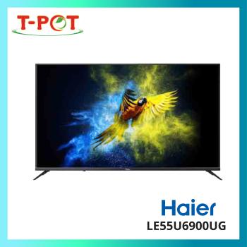"HAIER 55"" LED 4K UHD Android TV LE55U6900UG"