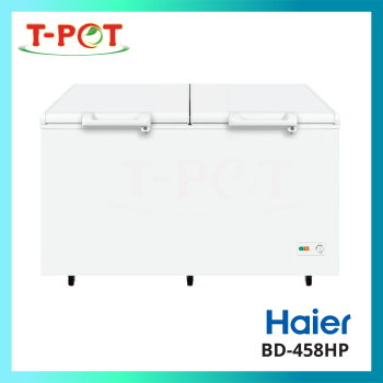 HAIER 450L 6-in 1 Convertible Chest Freezer BD-458HP