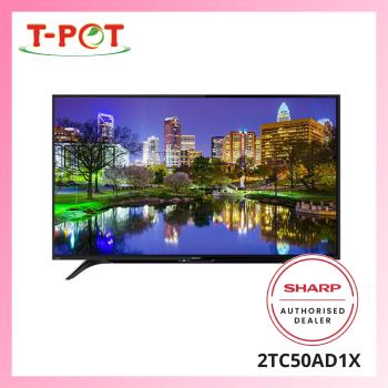 """SHARP AQUOS 50"""" Full HD TV 2TC50AD1X"""