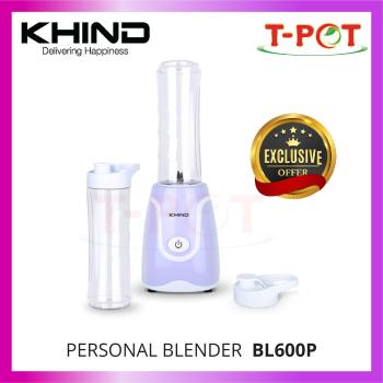 KHIND 0.6L Personal Blender BL600P