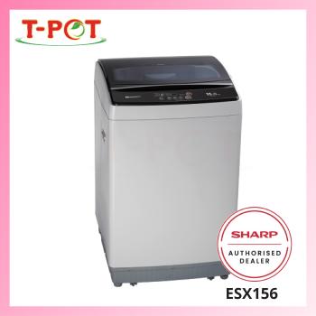 SHARP 15kg Washing Machine ESX156