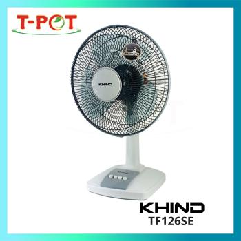 """KHIND 12"""" Table Fan TF126SE"""