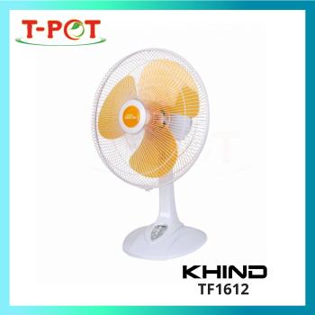 """KHIND 16"""" Table Fan TF1612"""