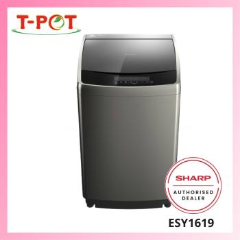 SHARP 16kg DD Inverter Washing Machine ESY1619