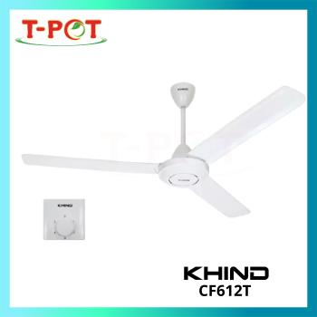 """KHIND 60"""" Ceiling Fan CF612T"""