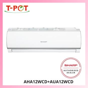SHARP 1.5HP R32 Air Conditioner AHA12WCD