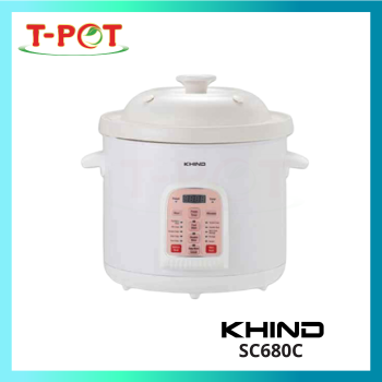 KHIND 6.8L Soup Cooker SC680C