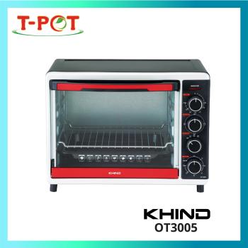 KHIND 30L Electric Oven OT3005