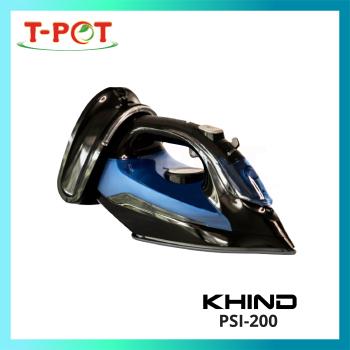 KHIND Cordless Steam Iron PSI-200