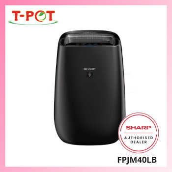 SHARP 30m² Air Purifier with Mosquito Catcher FPJM40LB