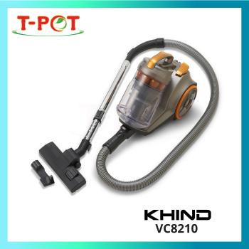 KHIND Bagless Vacuum Cleaner VC8210