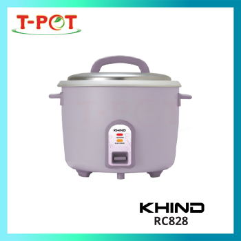 KHIND 2.8L Rice Cooker RC828