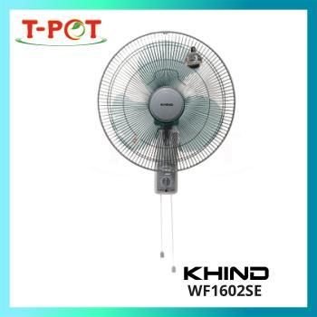 """KHIND 16"""" Wall Fan WF1602SE"""