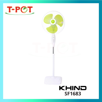 """KHIND 16"""" Stand Fan SF1683"""