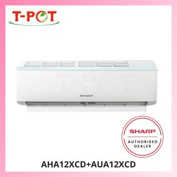 SHARP 1.5HP R32 Air Conditioner AHA12XCD