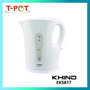 KHIND 1.7L Electric Kettle EK5817