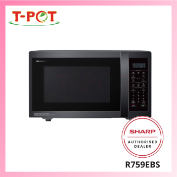SHARP 28L Microwave Oven with Grill R759EBS