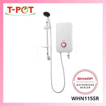 SHARP No Pump Shower Heater WHN115SR