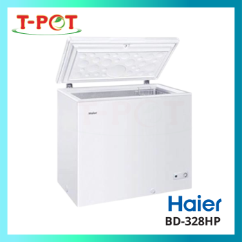 HAIER 332L 6-in-1 Convertible Chest Freezer BD-328HP