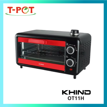 KHIND 11L Oven With Steam Function OT11H