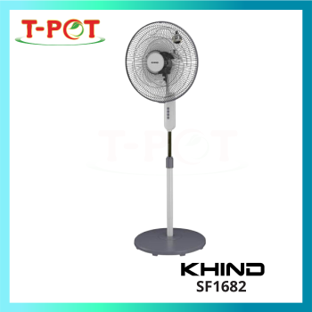 """KHIND 16"""" Stand Fan SF1682"""