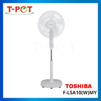 "TOSHIBA 16"" Stand Fan F-LSA10(W)MY"