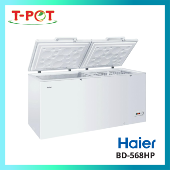 HAIER 535L 6-in 1 Convertible Chest Freezer BD-568HP