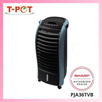 SHARP 65W Air Cooler PJA36TVB