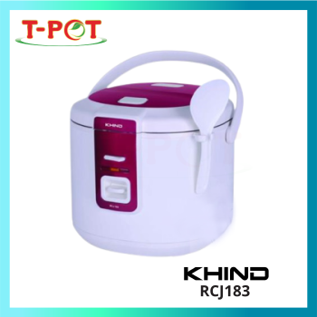 KHIND Jar Rice Cooker RCJ183