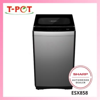SHARP 8kg Washing Machine ESX858