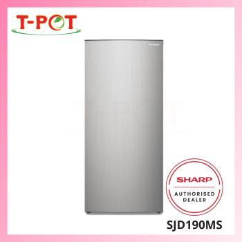 SHARP 156L 1-Door Refrigerator SJD190MS
