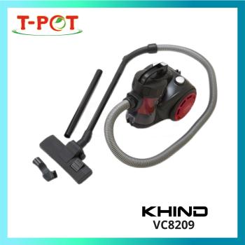 KHIND 1200W Bagless Vacuum Cleaner VC8209