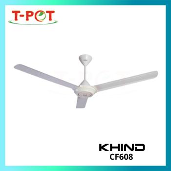 """KHIND 60"""" Ceiling Fan CF608"""