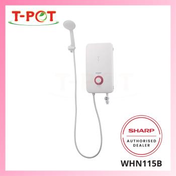 SHARP No Pump Shower Heater WHN115B