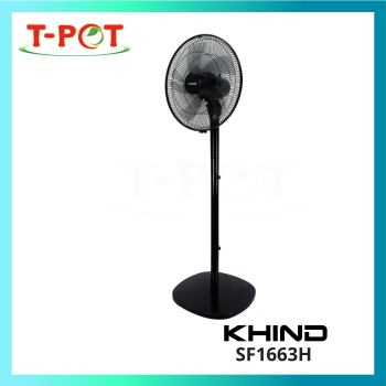 """KHIND 16"""" Stand Fan SF1663H"""