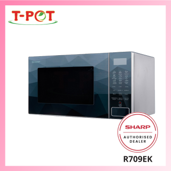 SHARP 23L Microwave Oven with Grill R709EK