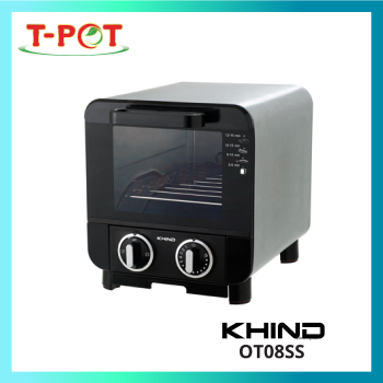 KHING 8L Bread Toaster Oven OT08SS